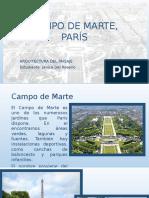 CAMPO DE MARTE, PARÍS.pptx
