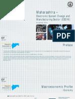 Maharashtra - ESDM Sector Profile 2014