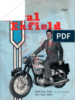 Catalogue Royal Enfield 1964 Anglais