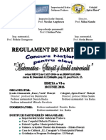 Regulament 2016-Concurs Naţional