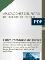 Aplicaciones Del Filtro Rotatorio de Oliver (1)