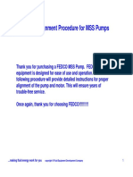 Alignment Procedure Plf