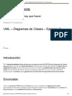 01_UML – Diagramas de Clases – Ejercicio 2 – Con El Mazo Dando