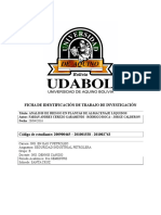 ANALISIS DE RIESGO EN PLANTAS DE ALMACENAJE LIQUIDOS BOLIVIA