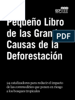 The Little Book of Big Deforestation Drivers - Spanish