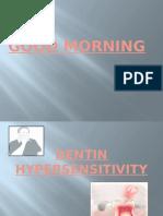 Dentin Hypersensitivity Seminar