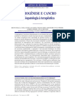 Angiogênese e Cancro