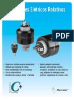 Conector Elétrico Rotativo Folder_mercotac