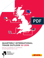 Quarterly International Trade Outlook (QITO) for Q1 2016