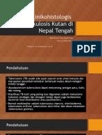 Journal Reading TB Kutan