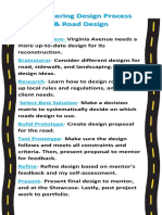 engineering design process wavy road 1
