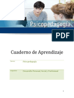 Cuaderno Desarrollo Personal Social Profesional 2