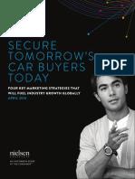 Nielsen Global Automotive Demand Report April 2014