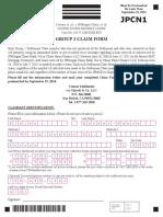 conner class settlement claim form.pdf