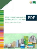 Manual ACHS Modificacion Reglamento Interno RPS