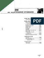 Print F Maintenance STD