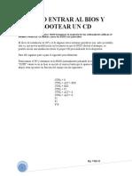 Como Entrar Al Bios Y Bootear Un CD-By ThErO