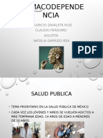 Factores individuales de la farmacodependencia