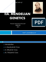 2a Genetika Mendel