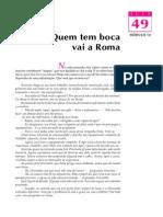 Telecurso 2000 - Língua Portuguesa  - Vol 02 - Aula 49