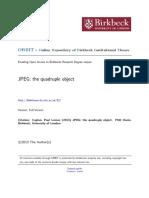 JPEG - The Quadruple Object (2012)