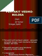PENYAKIT VESIKO-BULOSA