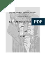 4- La masacre minera de Potosí de 1947.pdf