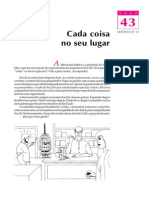 Telecurso 2000 - Ensino Fund - Português - Vol 03 - Aula 43