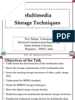 Chapter 2-Multimedia Storage Techniques