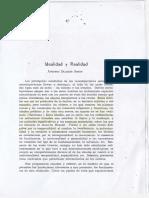 Idealidad e Irrealidad- Conferencia de Augusto Salazar Bondy