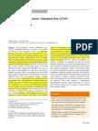 Exercise-Related Transient Abdominal Pain (ETAP