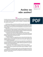 Telecurso 2000 - Ensino Fund - Português - Vol 03 - Aula 51