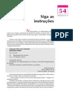 Telecurso 2000 - Ensino Fund - Português - Vol 03 - Aula 54