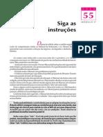 Telecurso 2000 - Ensino Fund - Português - Vol 03 - Aula 55