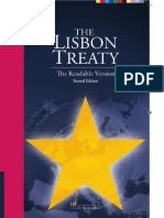 The Lisbon Treaty - Readable Version - Second Edition 2009