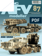 AFV Modeller March April 2016
