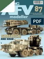 AFV Modeller March April 2016