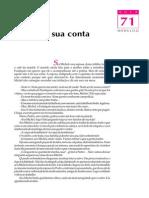 Telecurso 2000 - Ensino Fund - Português - Vol 04 - Aula 71
