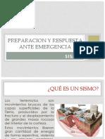 Preparacion y Respuesta Ante Emergencia