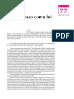 Telecurso 2000 - Ensino Fund - Português - Vol 04 - Aula 77
