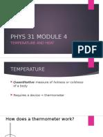 Phys 31 Module 4