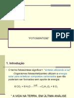 Fotossintese (1)