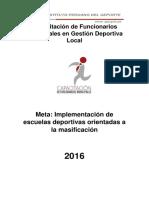 Módulo II Marketing Deportivo27.04.16