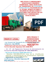 Npd Resumen de Transport de Pasj y Merc.