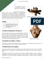 Huaco - Wikipedia, La Enciclopedia Libre
