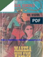 WH Wibowo - Naga Geni - 1. Mahesa Wulung