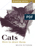 Petterson M - Cats How to Draw Them Pocket D