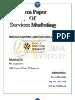 Service Encylopedia of LPU