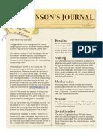 johnsons journal  5-23-16
