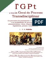 Tgp Teoria Geral do Processo Transdisciplinar by Padilla edição 2015